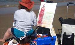 zomerworkshop painting