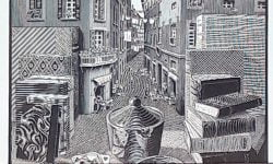 Uur van de Wolf - Escher