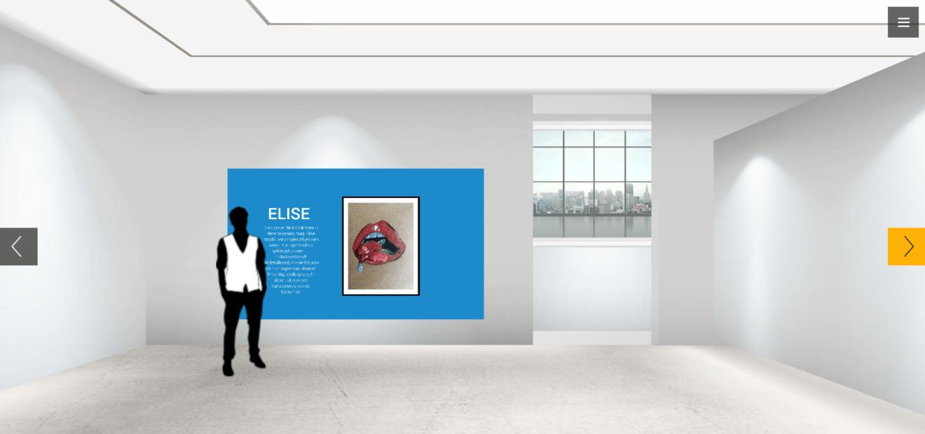Het virtuele museum