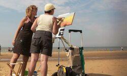 Schilderen aan zee - ééndaagse